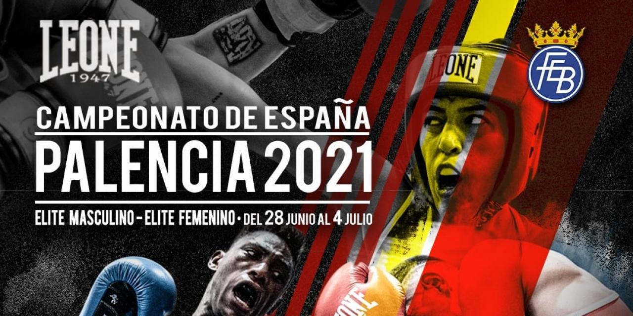 Campeonato de España de Boxeo Élite 2021