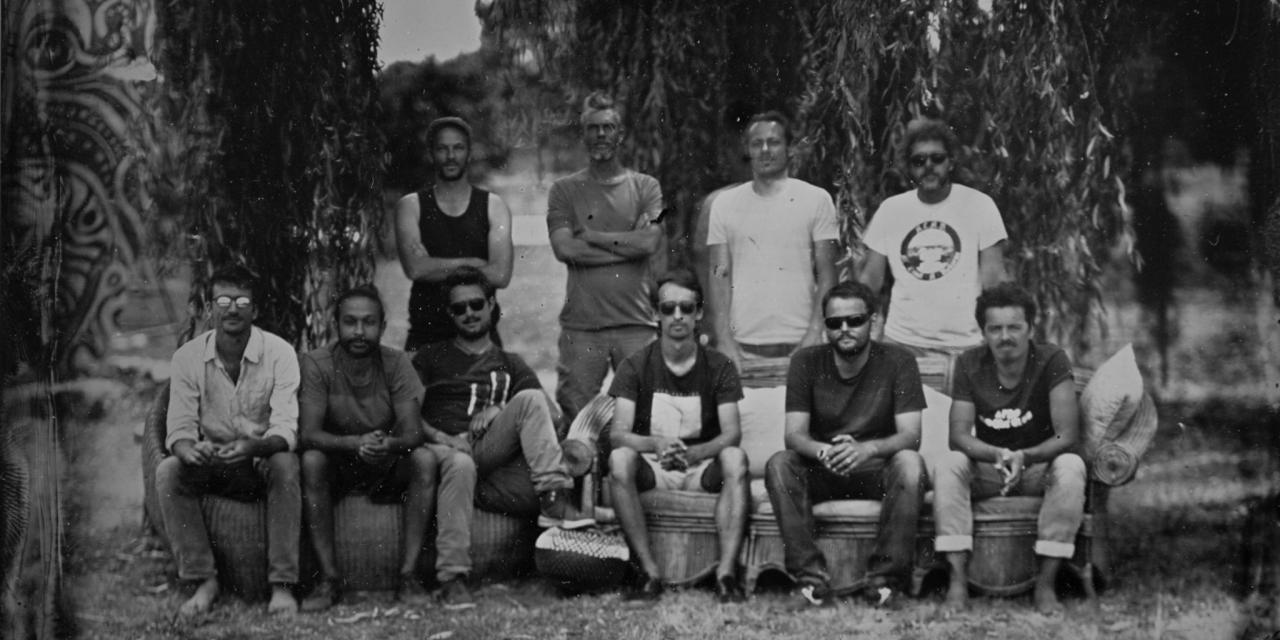 """Afro Social Club, """"La Huerta de las Delicias"""""""