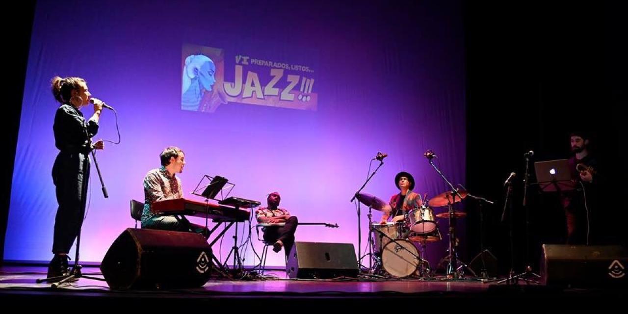 Preparados Listos Jazz!!
