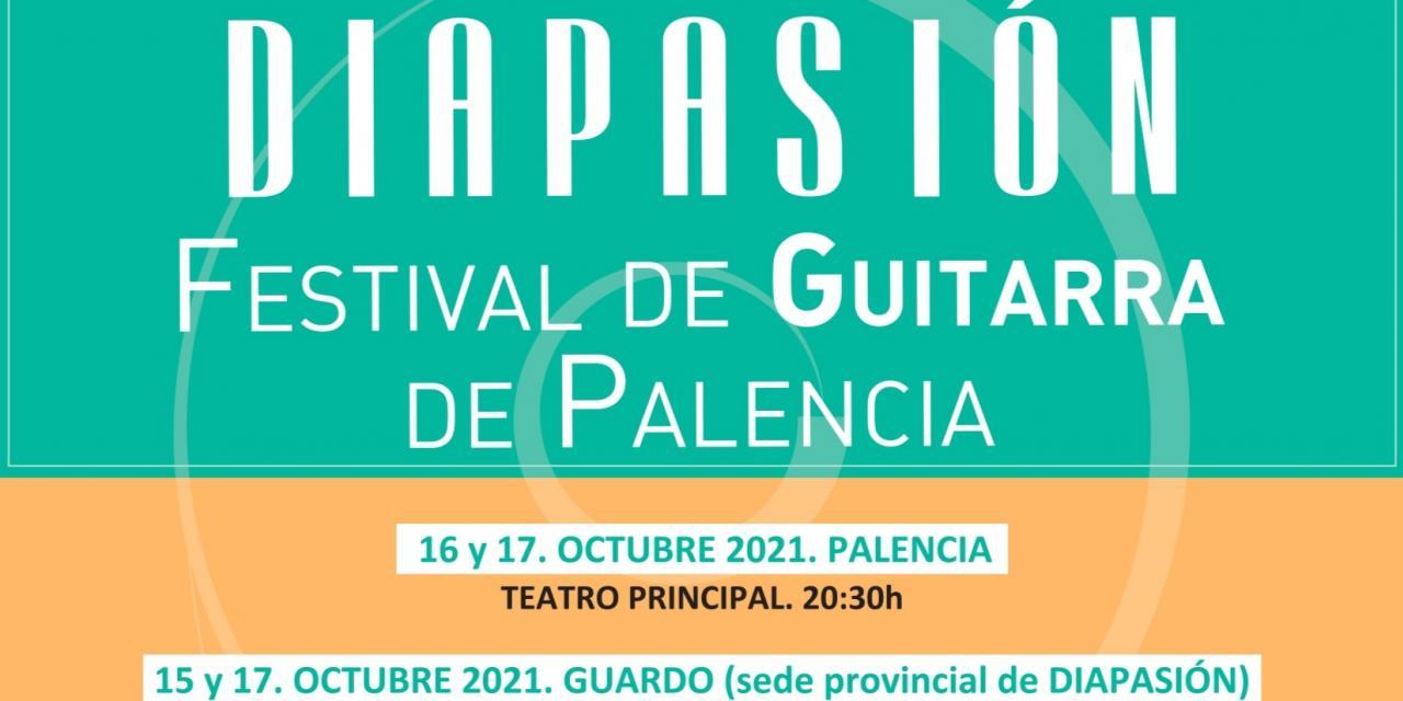Diapasión, XIX Festival Internacional de Guitarra de Palencia