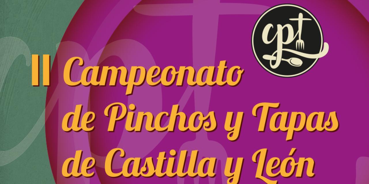 II Campeonato de Pinchos de Castilla y León
