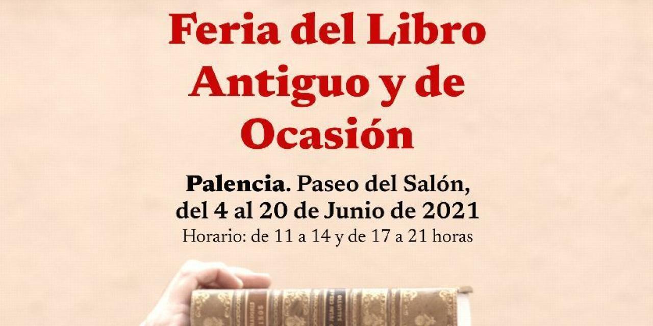 Feria del Libro Antiguo y de Ocasión 2021