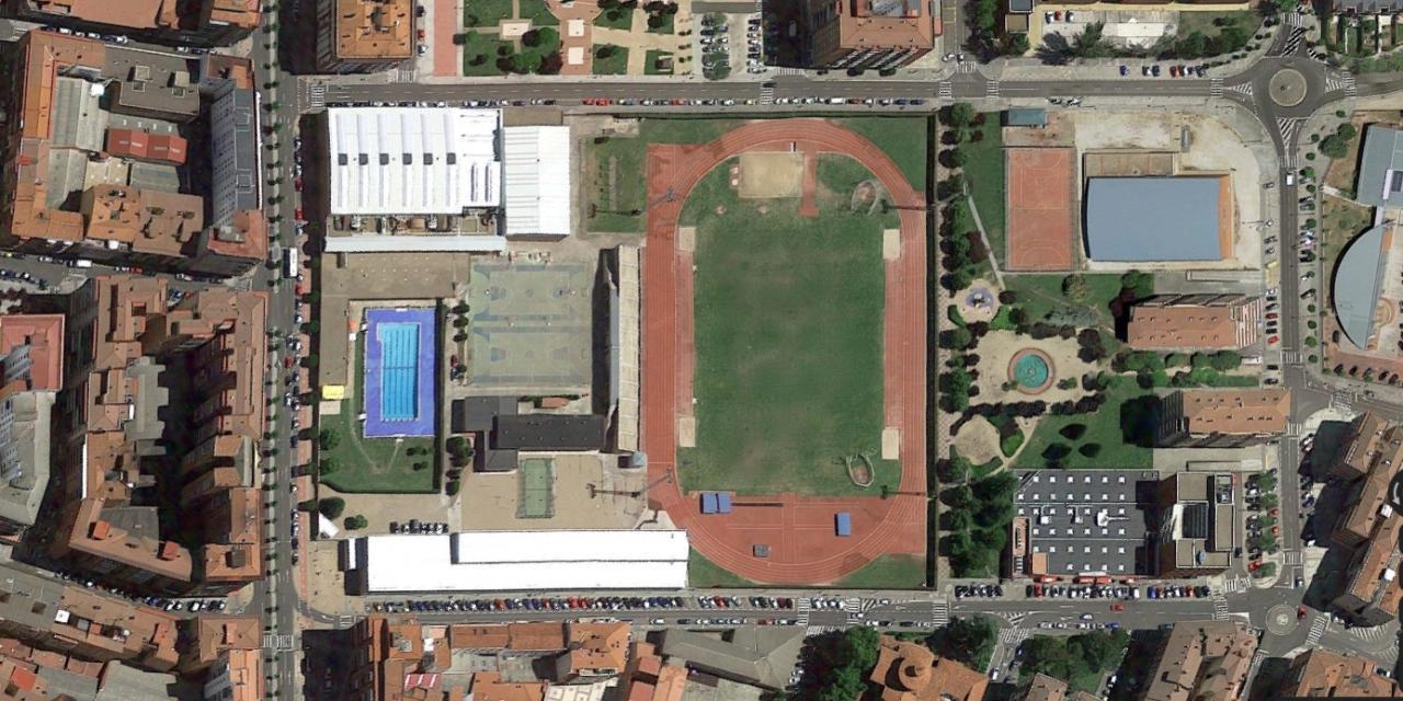 """Centro de Perfeccionamiento Técnico Deportivo """"Campo de la Juventud"""""""
