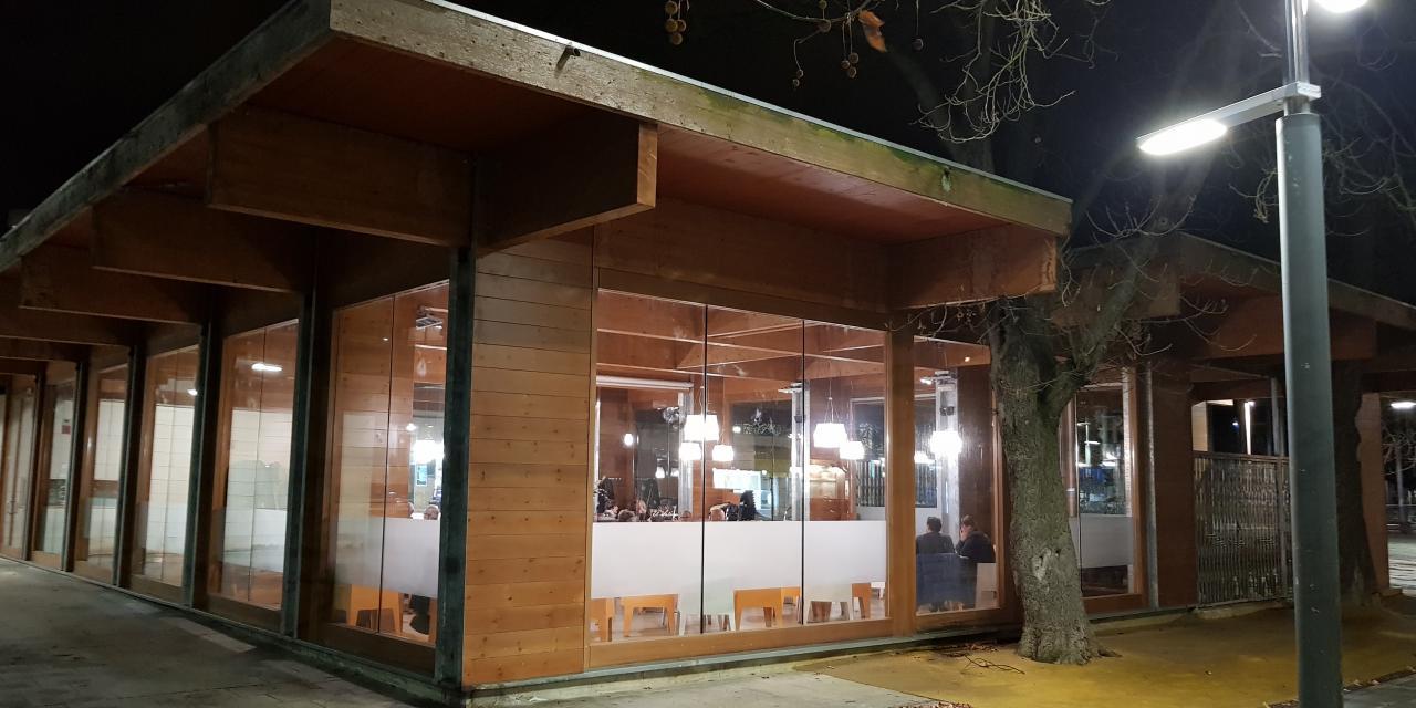 Cafetería El Salón