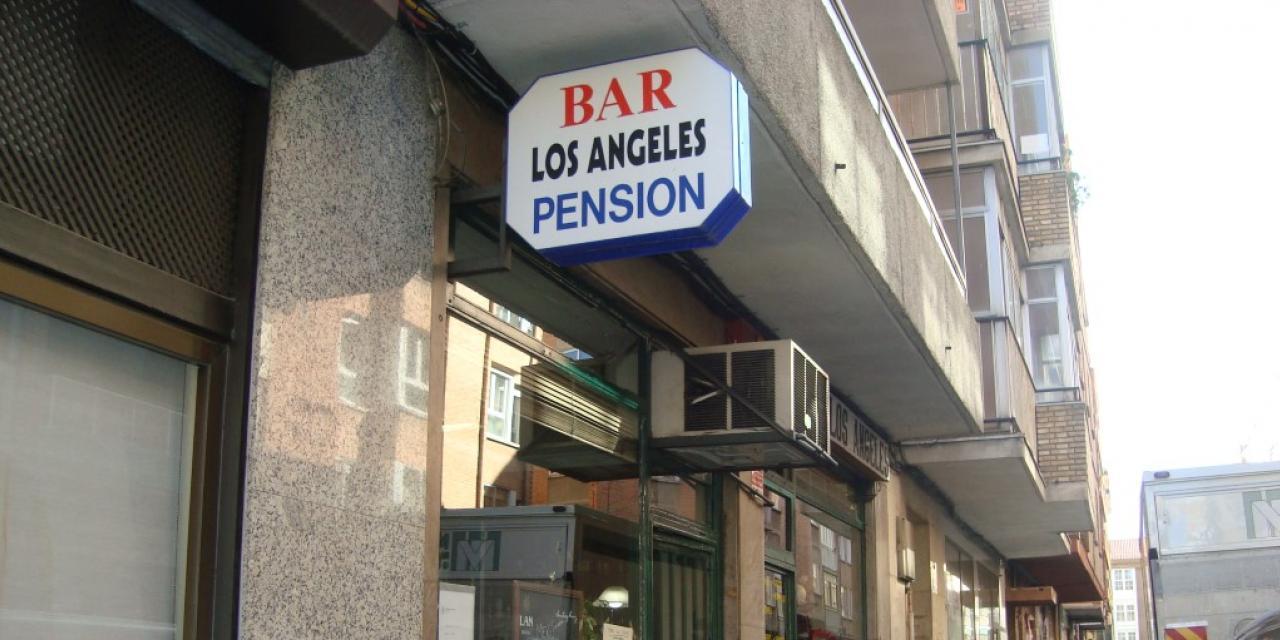 Pensión Los Ángeles