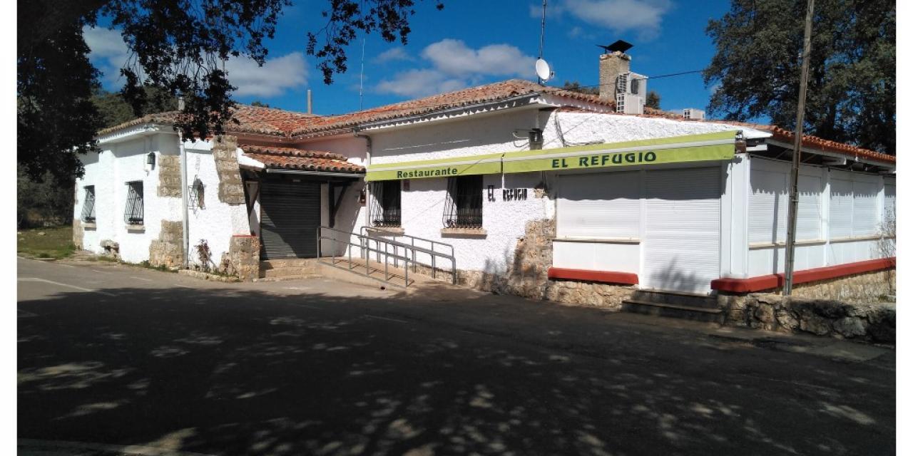 Restaurante El Refugio de Monte El Viejo