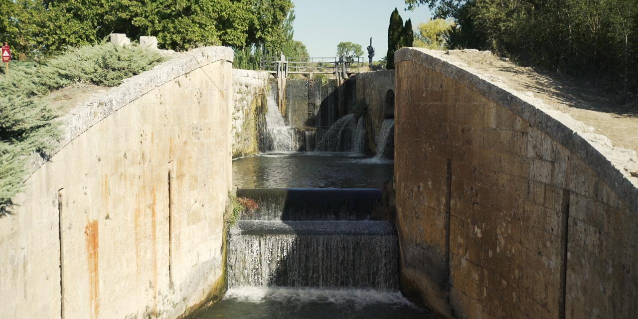 """Ruta cicloturística """"De las esclusas"""""""