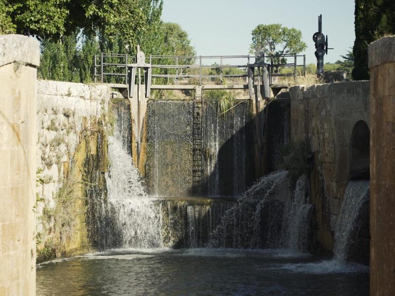 Esclusas de Viñalta